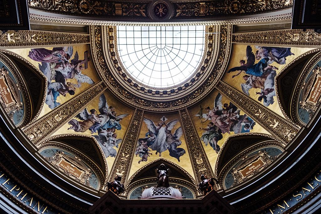 Esküvői fotózás Bazilika Budapest Betti & Dani |Seres Zsolt esküvői fotós 001