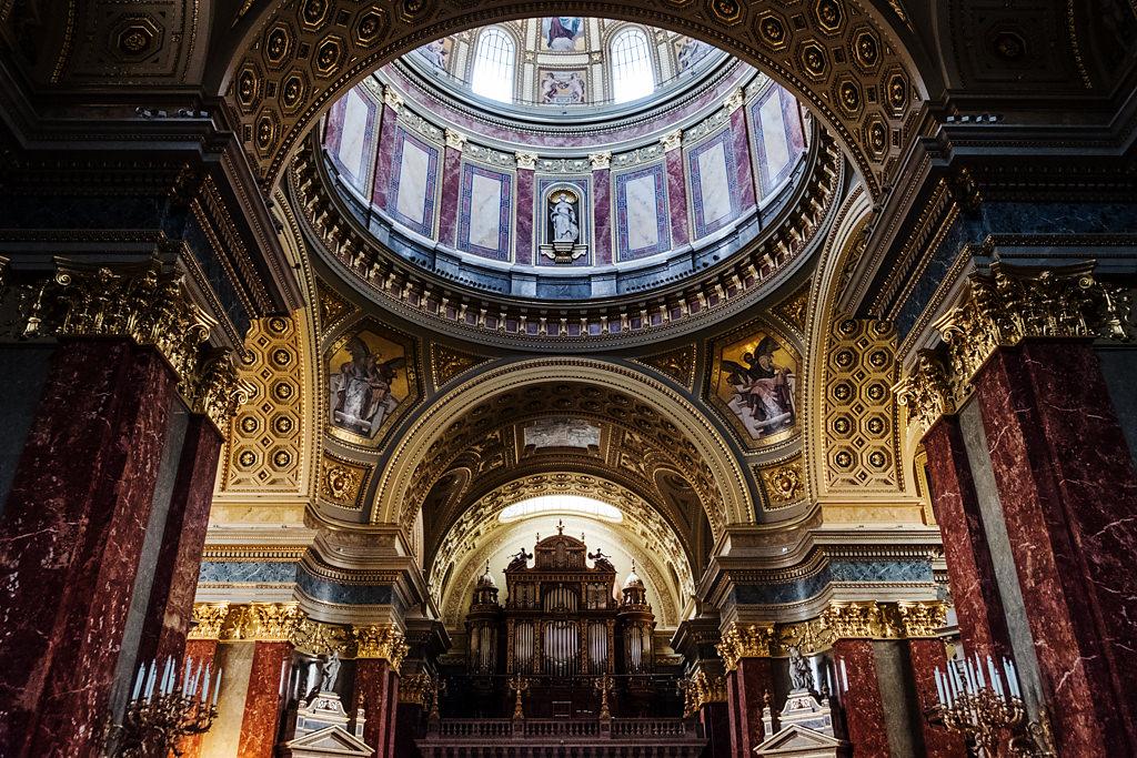Esküvői fotózás Bazilika Budapest Betti & Dani | Seres Zsolt esküvői fotós 002
