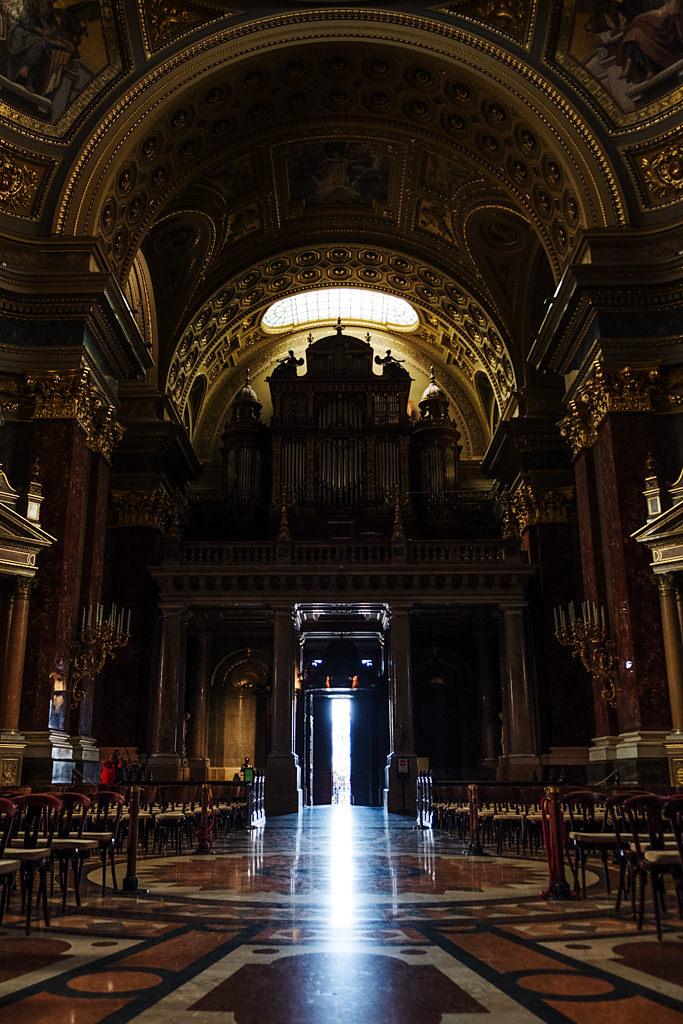 Esküvői fotózás Bazilika Budapest Betti & Dani | Seres Zsolt esküvői fotós 003