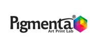A Pigmenta Art Print Lab logója