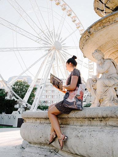 Portré | portfólió fotózás Budapest Frida magazin |Seres Zsolt fotós
