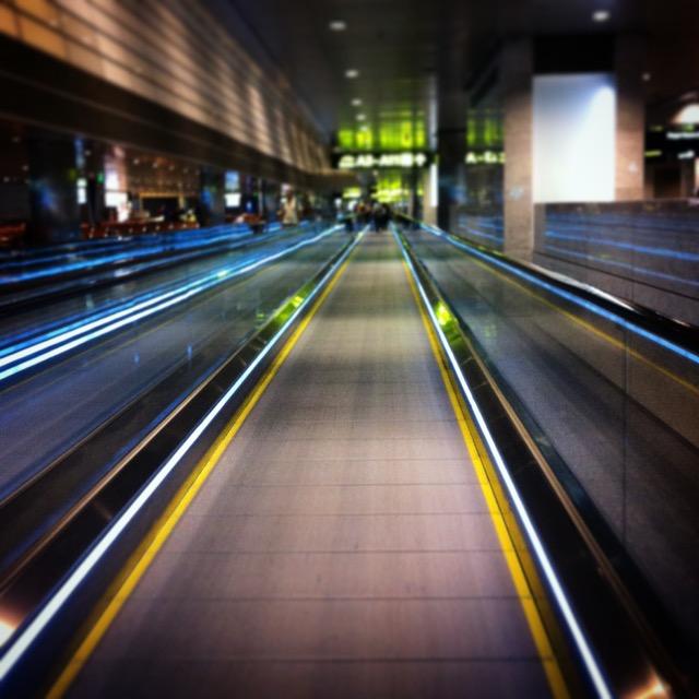 Dohai repülőtér - mobilfotó | Seres Zsolt fotós