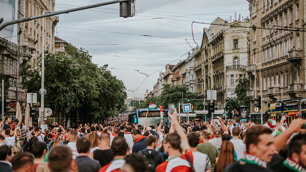 Magyar labdarúgó válogatott EB 2016 ünnep | Seres Zsolt fotós 009
