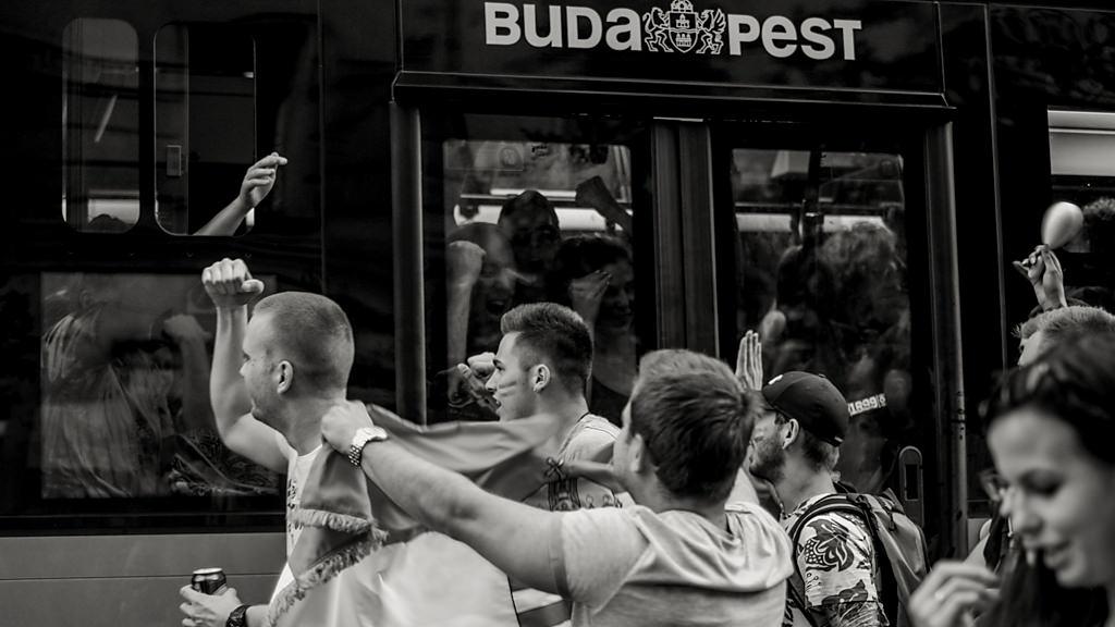 Magyar labdarúgó válogatott EB 2016 ünnep | Seres Zsolt fotós 010