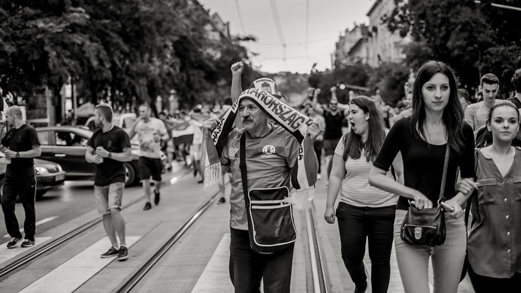 Magyar labdarúgó válogatott EB 2016 ünnep | Seres Zsolt fotós 012