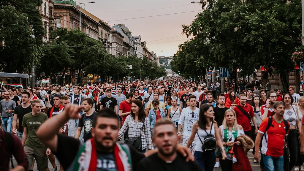 Magyar labdarúgó válogatott EB 2016 ünnep | Seres Zsolt fotós 013