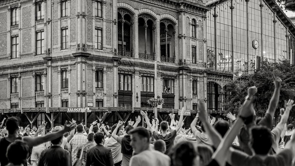 Magyar labdarúgó válogatott EB 2016 ünnep | Seres Zsolt fotós 014