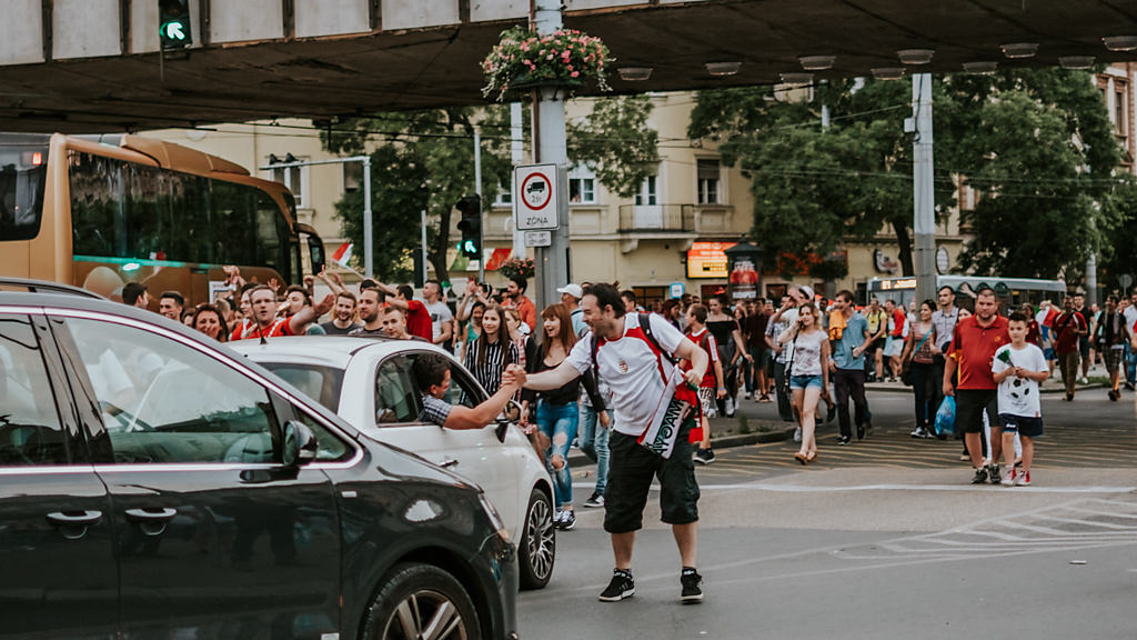 Magyar labdarúgó válogatott EB 2016 ünnep | Seres Zsolt fotós 016