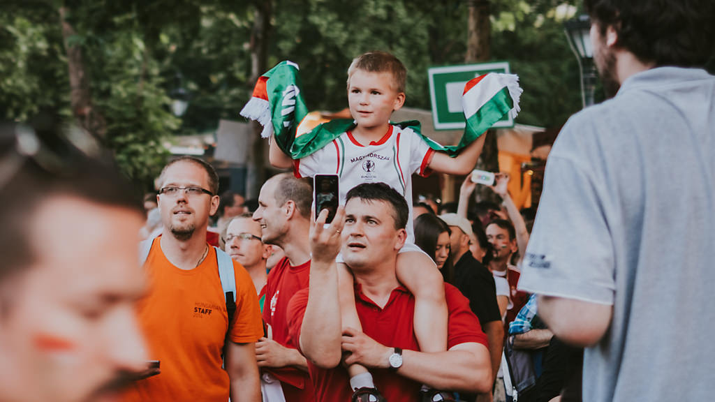 Magyar labdarúgó válogatott EB 2016 ünnep | Seres Zsolt fotós 035