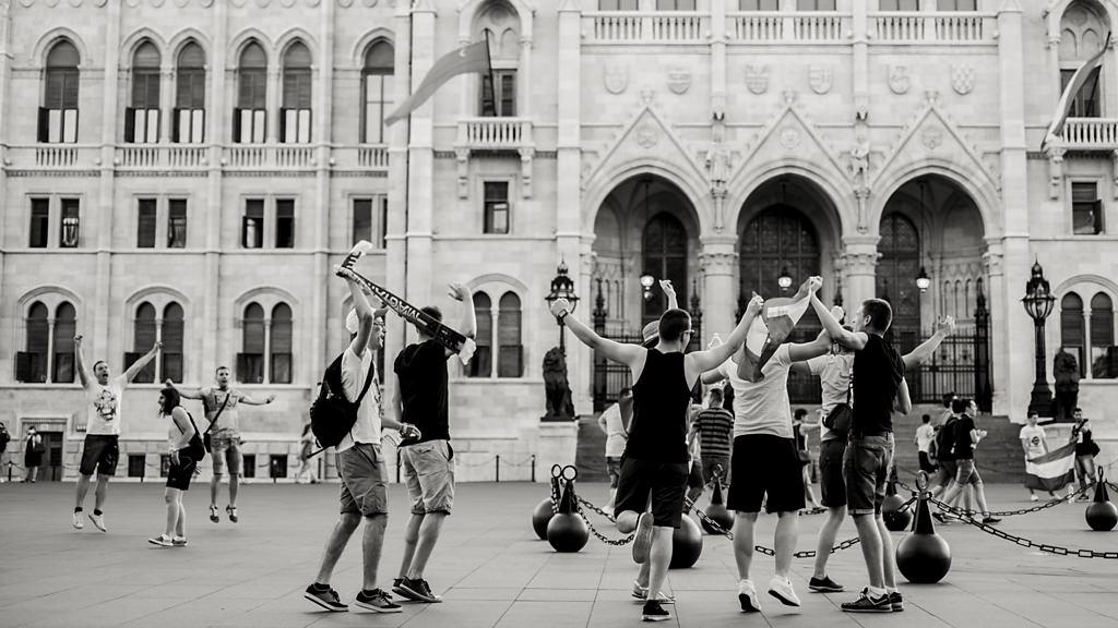 Magyar labdarúgó válogatott EB 2016 ünnep | Seres Zsolt fotós 036