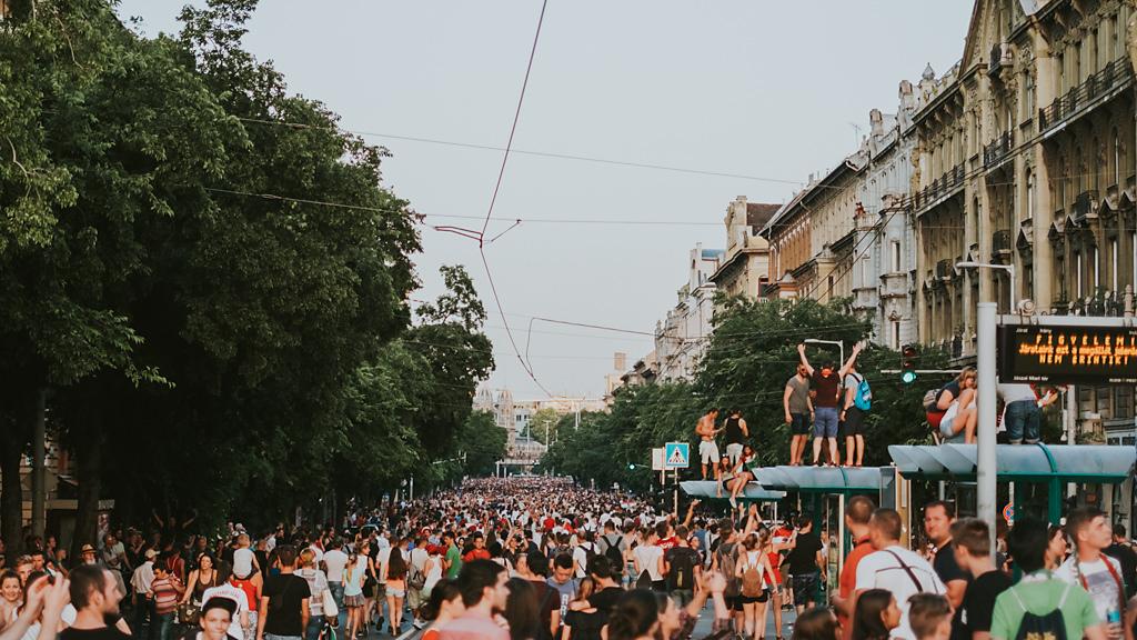Magyar labdarúgó válogatott EB 2016 ünnep | Seres Zsolt fotós 042