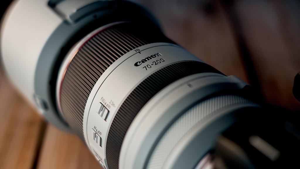 Canon RF 70-200mm 2.8 L IS Dual nano USM teszt review body 001