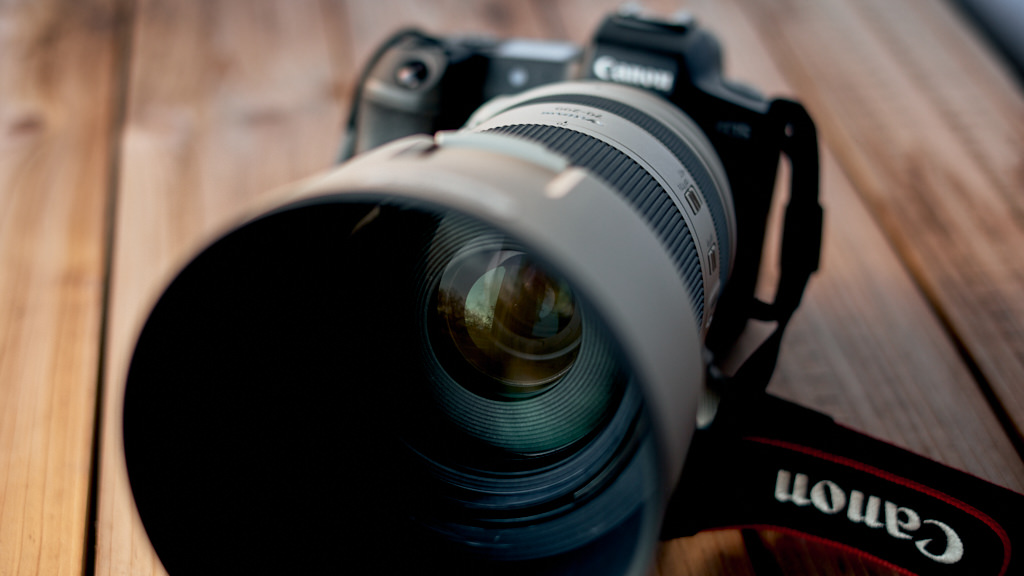 Canon RF 70-200mm 2.8 L IS Dual nano USM teszt review body 002