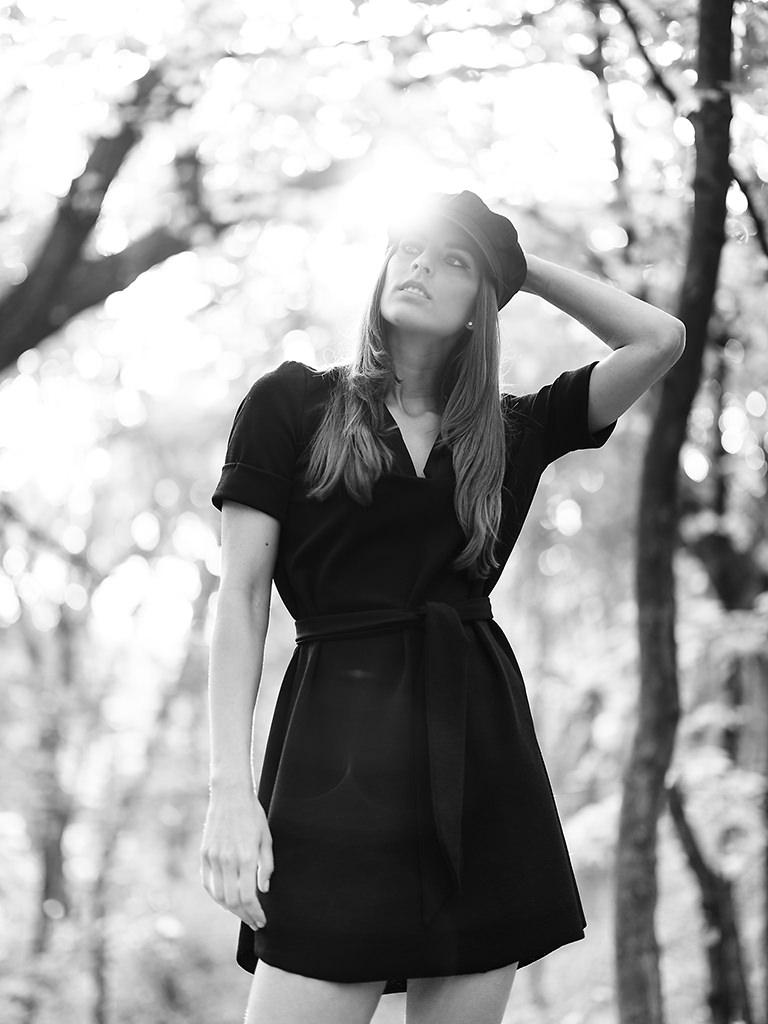 Portré portfólió fotózás Bettina ősz Canon 003