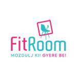 FitRoom Életmód Stúdió logo
