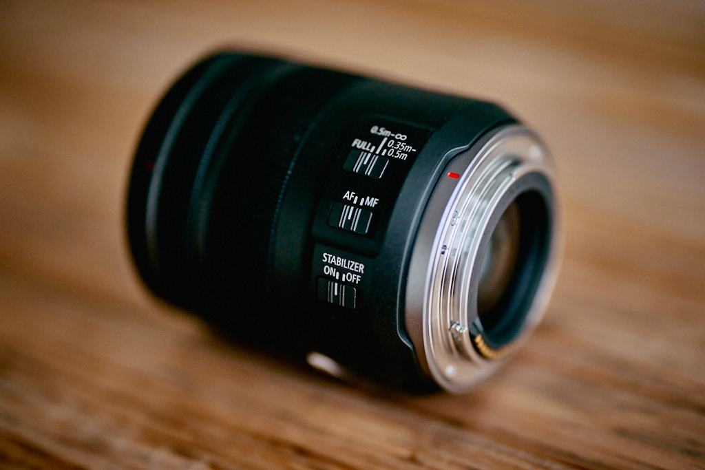 Canon RF 85mm F2 IS STM macro review lens 3