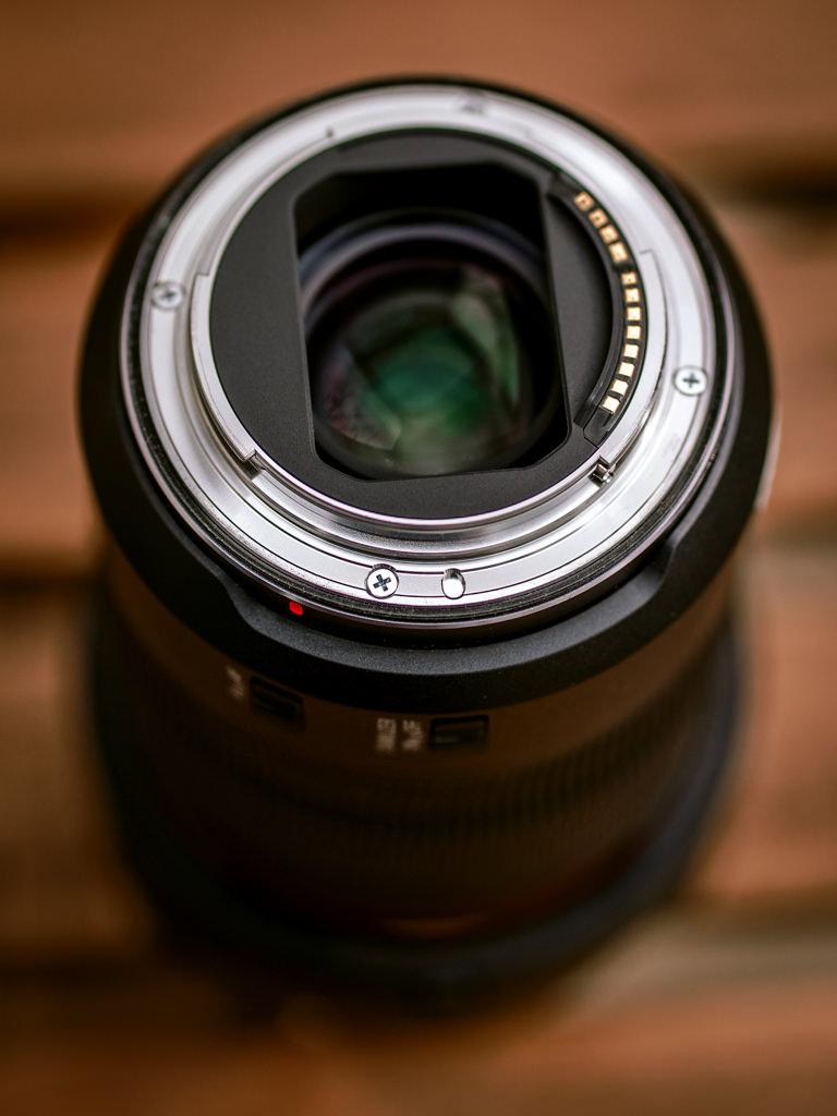 Canon RF 24-105mm F4 IS nano USM teszt lens 2